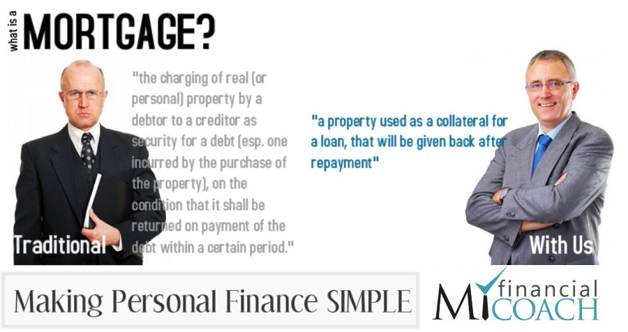 What is a mortgage ?