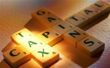 Binary options capital gains tax